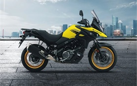 Suzuki V-Strom 650 ABS - alquiler de motocicletas en Bulgaria