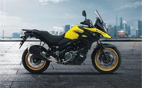 Suzuki V-Strom 650 ABS - мотоциклa напрокат Болгария