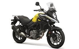 Suzuki V-strom 650cc - motorbike rental in Split