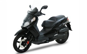 SYM Citycom 300i - alquiler de scooters en Karpathos