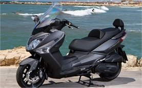 SYM GTS 125cc - scooter rental Nice