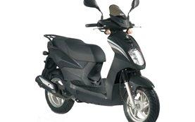 SYM Orbit II 125cc - rent a scooter in Antalya