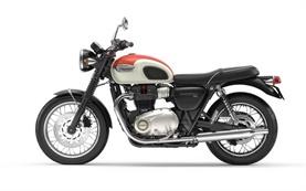 Triumph Bonneville T100 - мотоциклет под наем Франция