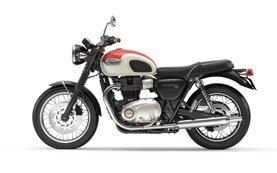 Triumph Bonneville T100 - Motorradvermietung in Lissabon