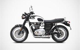 Triumph Bonneville T120 - motorbike rental in Geneva