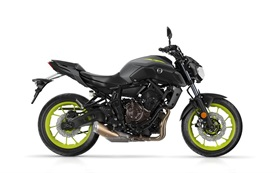 Yamaha MT-07 аренда мотоцикла Таррагона