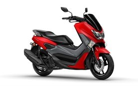 Yamaha N-Max 125 - scooter rental Istanbul