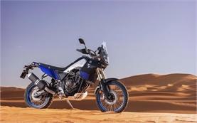 Yamaha Tenere 700 мотоциклет под наем в Лисабон