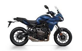 YAMAHA TRACER 700cc motorbike rental in Barcelona