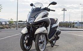 Yamaha Tricity 125cc - наем на скутер в Лисабон