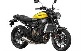 Yamaha XSR 700 - motorbike rental Malaga
