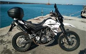 Yamaha XT660R. - мотоциклет под наем в Крит