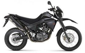 Yamaha XT660R. - motorbike rental in Crete