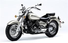 Yamaha XVS 650 DragStar Classic - Motorrad mieten München