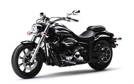 Yamaha XVS950A Midnight Star - motorcycle rental in Varna